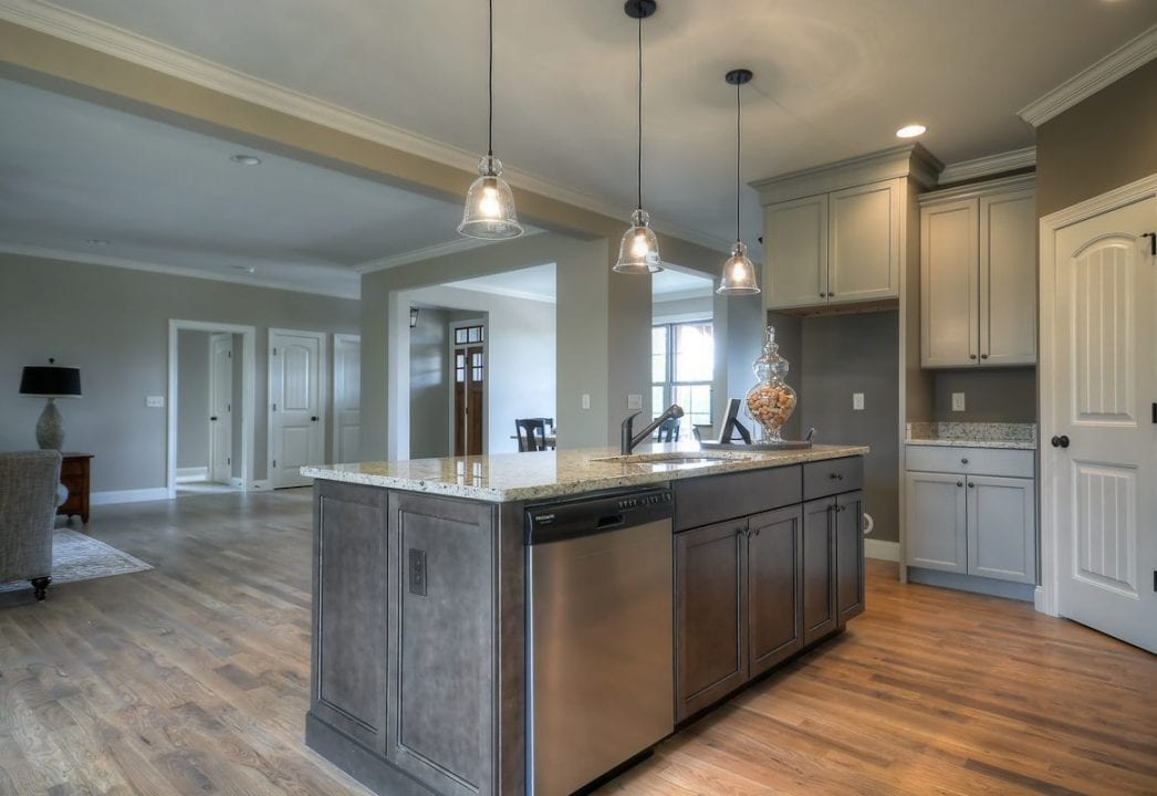 Custom Kitchen Builder Greenville South Carolina