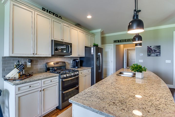 Custom Home Builder Kitchen Greenville, SC
