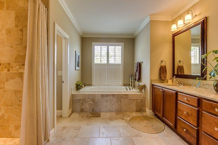 Custom Home Builder Bathrooms Greenville, SC