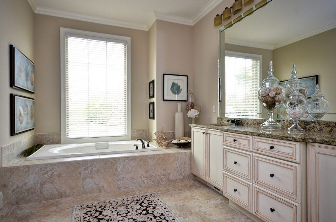 Custom Home Builder Bathrooms Greenville, SC