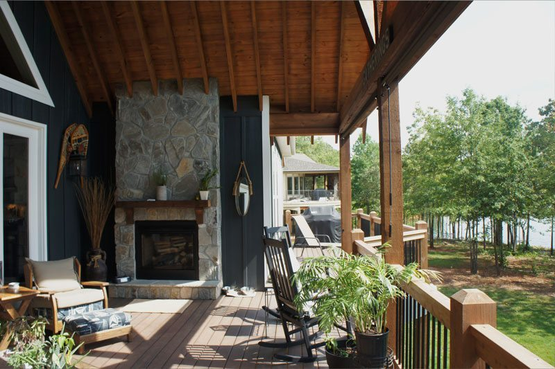 Outdoor Living Custom Builder Greenville South Carolina
